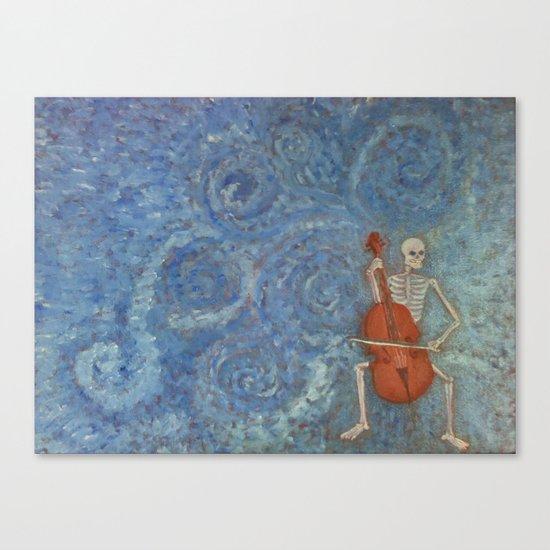 The Celleton Canvas Print
