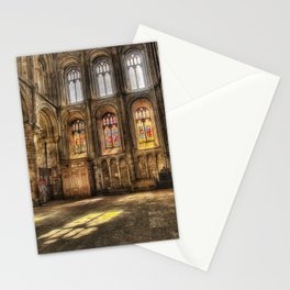 Sunlight Through the Windows Stationery Cards