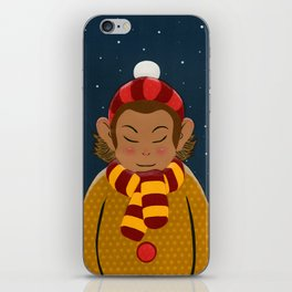 Happy Holidays, Year of the Money iPhone Skin