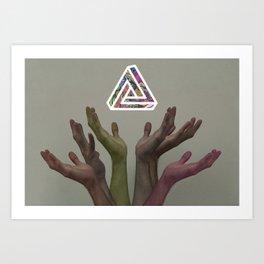 Voris Art Print