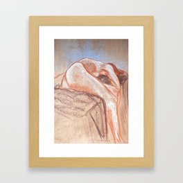 Dreams of Passion Framed Art Print