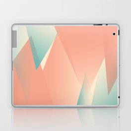 Pastel Peaks Laptop & iPad Skin