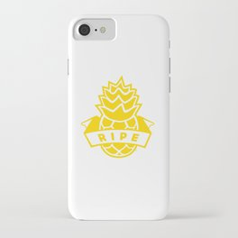 Ripe iPhone Case