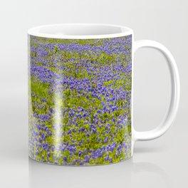 Texas Bluebonnets - Fredericksburg Coffee Mug