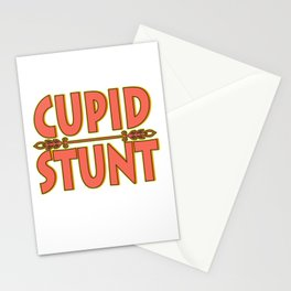 Do a Cupid Stunt this holiday to your friends and family! Show them you love them with this cute tee Stationery Cards