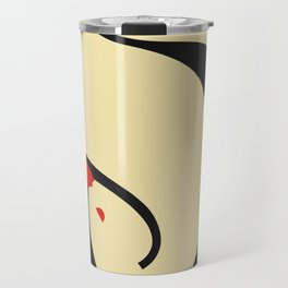 Lab No. 4 - Black Swan Movie Quotes Poster Travel Mug