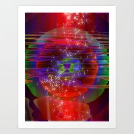 """""""Bullseye"""" For iphone Art Print"""