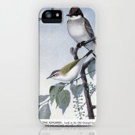 KINGBIRD VIREO8 iPhone Case