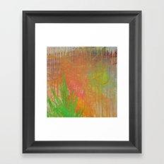 Abstract #75 Framed Art Print