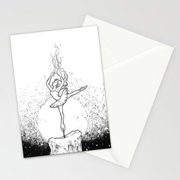 Burning Bright Stationery Cards