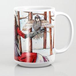 Winter Warrior by DeeDee Draz Coffee Mug