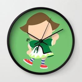 Villager♀#2(Smash) Wall Clock