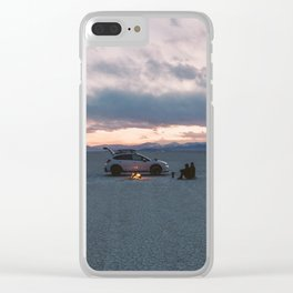 Miles Clear iPhone Case