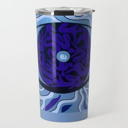 Human eye Travel Mug