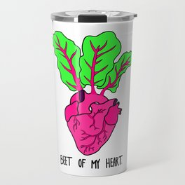 Beet of My Heart Travel Mug