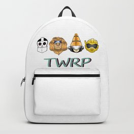TWRP! Backpack