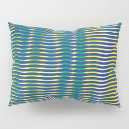 wave lines Pillow Sham