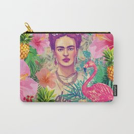 Frida Jungle Carry-All Pouch