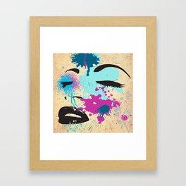 Dream Pillow Framed Art Print