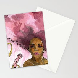 Macy Gray's Greatest Hits Stationery Cards