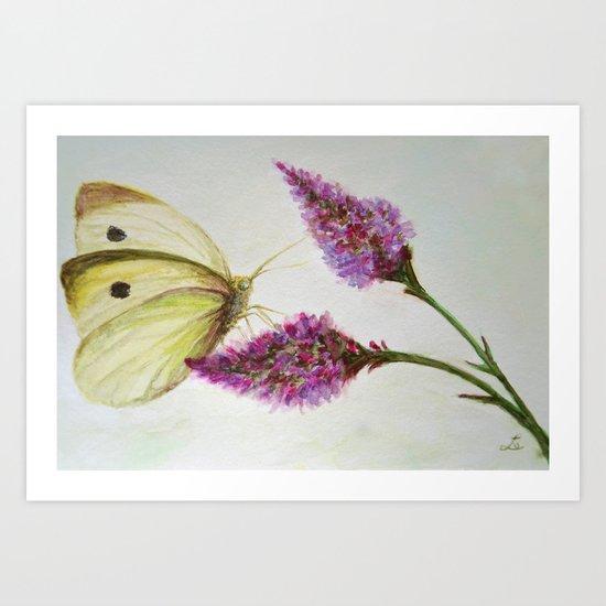 Simple and beautiful Art Print