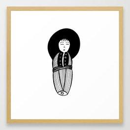 Bambolina Framed Art Print