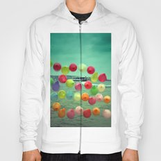 balloons in Istanbul Hoody