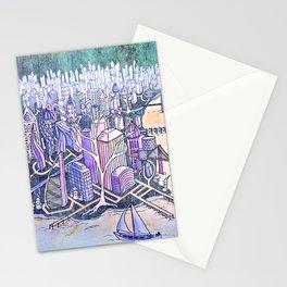 Globalization 2.0 Stationery Cards