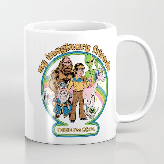 My Imaginary Friends Coffee Mug