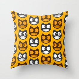 The Incident Throw Pillow