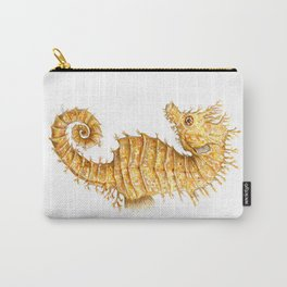 Sea horse, Horse of the seas, Seahorse beauty Carry-All Pouch