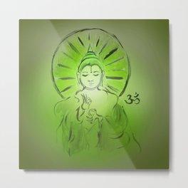 Queer Buddha - Joy II Metal Print