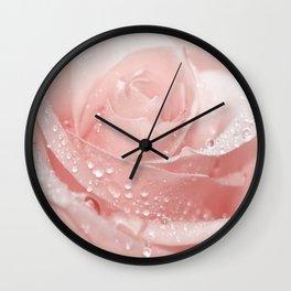 Rose 96 Wall Clock