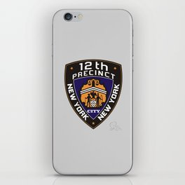 NYPD iPhone Skin