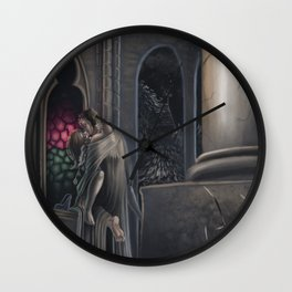 Late Hours Wall Clock