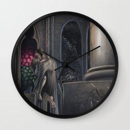 Late Hours Wall Clock