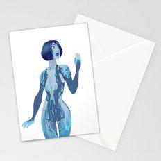 Cortana Stationery Cards