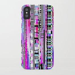 Glitch Ver.3 iPhone Case