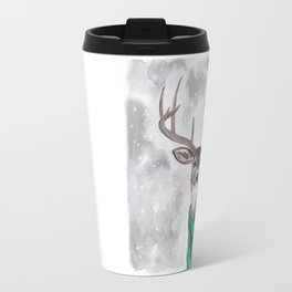 Mr. GQ Buck Travel Mug
