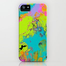 Totally Radical iPhone Case