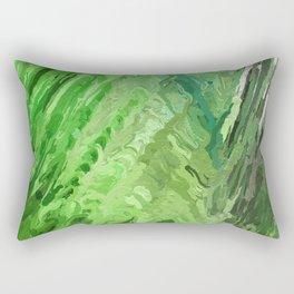 392 - Abstract bottle design Rectangular Pillow