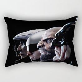 heroes Rectangular Pillow