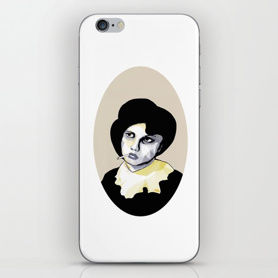 The Ringleader iPhone & iPod Skin