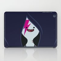 marceline iPad Cases featuring Marceline Stardust by lapinette