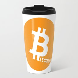 Bitcoin Travel Mug