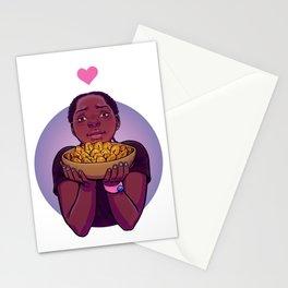 no ordinary love Stationery Cards