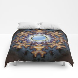 Astute Snowflake Comforters
