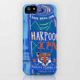 Harpoon - IPA iPhone Case