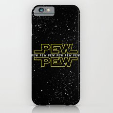 Pew Pew v2 iPhone 6 Slim Case