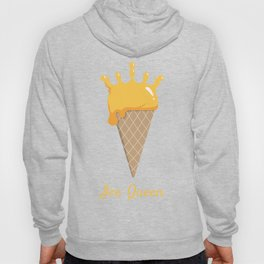 Ice Queen Ice Cream Hoody